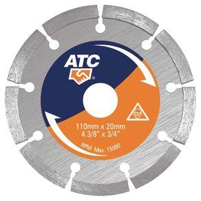 Disco-diamantado-Segmentado-ATC-20x110mm-Irwin-40821651