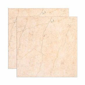 Piso-ceramico-HD-51110-brilhante-retificado-50X50cm-marrom-Incefra-888801937