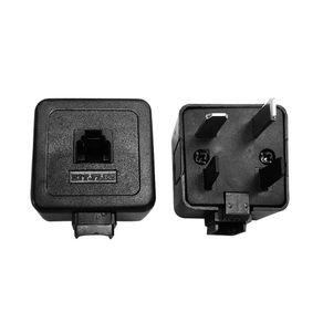 Adaptador-telefonico-RJ11-2-saidas-preto-Kit-Flex-888811811