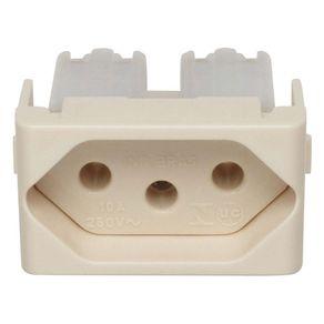 Modulo-para-tomada-10A-250V-marfim-Decor-Prime-Schneider-888812377