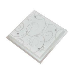 Plafon-quadrado-de-sobrepor-para-2-lampadas-E27-32cm-Angra-fosco-com-arabescos-Taschibra-888814971