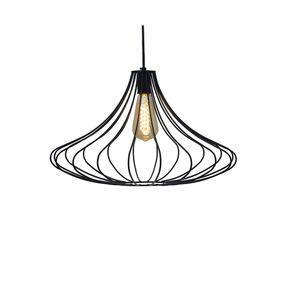 Pendente-de-arame-Morango-grande-45x45cm-cobre-e-preto-Auremar-888820060
