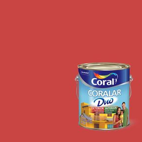 Tinta-Coral-Economica-Coralar-Duo-acrilica-fosca-rubi-36L-888823161