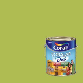 Tinta-Coral-Economica-Coralar-Duo-acrilica-fosca-verde-limao-36L-888823162