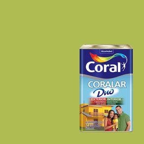 Tinta-Coral-Economica-Coralar-Duo-acrilica-fosca-verde-limao-18L-888823174