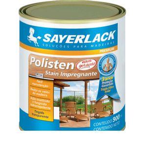 Verniz-stain-impregnante-Polisten-900-ml-transparente-Sayerlack-888824159