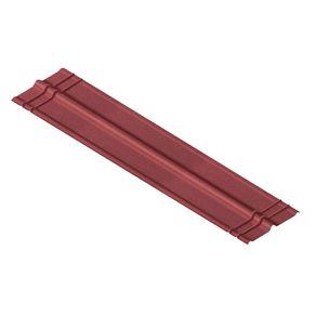 Telha-cumeeira-de-fibra-vegetal-200x45cm-3mm-vermelha-Onduline-888830948