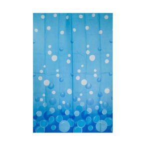 Cortina-para-box-de-poliester-198x180cm-Nautica-bolha-azul-Komlog-888836345