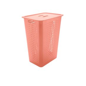Cesto-de-roupas-com-tampa-47L-plastico-rosa-quartzo-OU-888849064