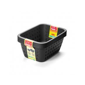 Conjunto-de-cestos-organizadores-pequenos-com-4-unidades-14-litros-preto-Ordene-888853551