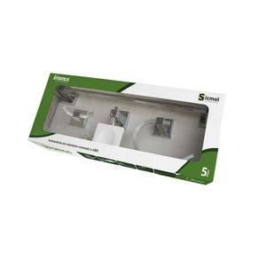 Kit-de-acessorios-para-banheiro-Kromus-5-pecas-22460-cromado-Sicmol-20690283