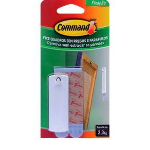 Suporte-Adesivo-medio-unitario-plastico-branco-3M-Command™-40544381