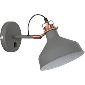 Arandela-de-metal-E27-40W-cinza-Quality-888820165