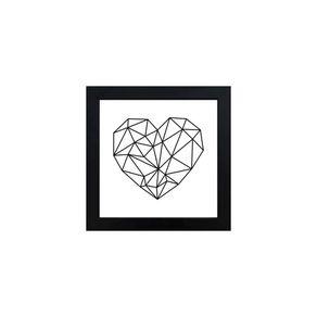 Quadro-decorativo-Heart-23x23cm-preto-Infinity-90456890