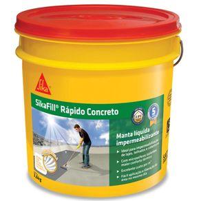 Membrana-Liquida-Acrilica-SikaFill®-Rapido-Cinza-36Kg-428203-Sika-888823310