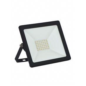 Refletor-LED-TR-Slim-30W-Preto-3000K-Taschibra-25933