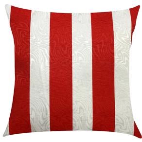 Capa-de-Almofada-43X43-Jacquard-Listra-Vermelho-Proxima-Textil-27677