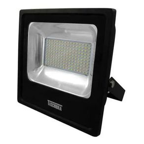 Refletor-Led-150W-Luz-Branca-6500K-Taschibra-Preto-32921