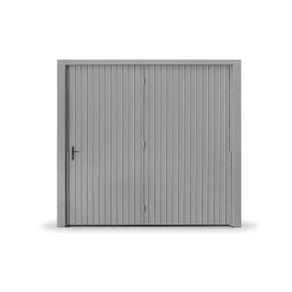 Portao-Contrapeso-em-Chapa-Pintada-c--Porta-Auxiliar-Direita-s--Fechadura-Central-240x220cm-Maxiaco-888829793