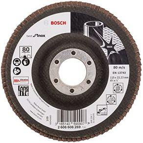 Disco-de-Corte-Flap-Best-for-Inox-115mm-Grao-80-Reto-Bosch-40411887
