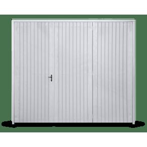 Portao-3-Folhas-Canelado-Mexicano-c--Porta-Auxiliar-Esquerda-245x210cm-Galvanizado-Maxiaco-888829739