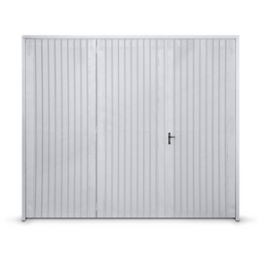 Portao-3-Fohas-Canelado-Mexicano-c--Porta-Auxiliar-Direita-245x210cm-Galvanizado-Maxiaco-888829738