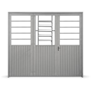 Portao-3-Folhas-1-2-Vigia-Misto-Fixo-Basculante-em-Chapa-Pintada-c--Porta-Auxiliar-Direita-245x210cm-Maxiaco-888829660