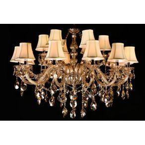 Lustre-Classico-em-Cristal-e-Vidro-p--14--Lampadas-E14-Champagne-Vivendi-1848852