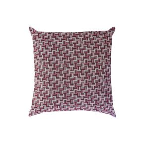 Capa-de-almofada-Jacar-Bicolor-43x43cm-cubos-vermelho--Jacquard-27685